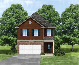 Hidden Creek A - Livingston Place: Irmo, South Carolina - Great Southern Homes