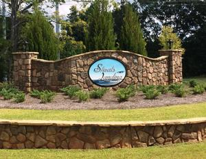 homes in Shoals Landing by Great Southern Homes