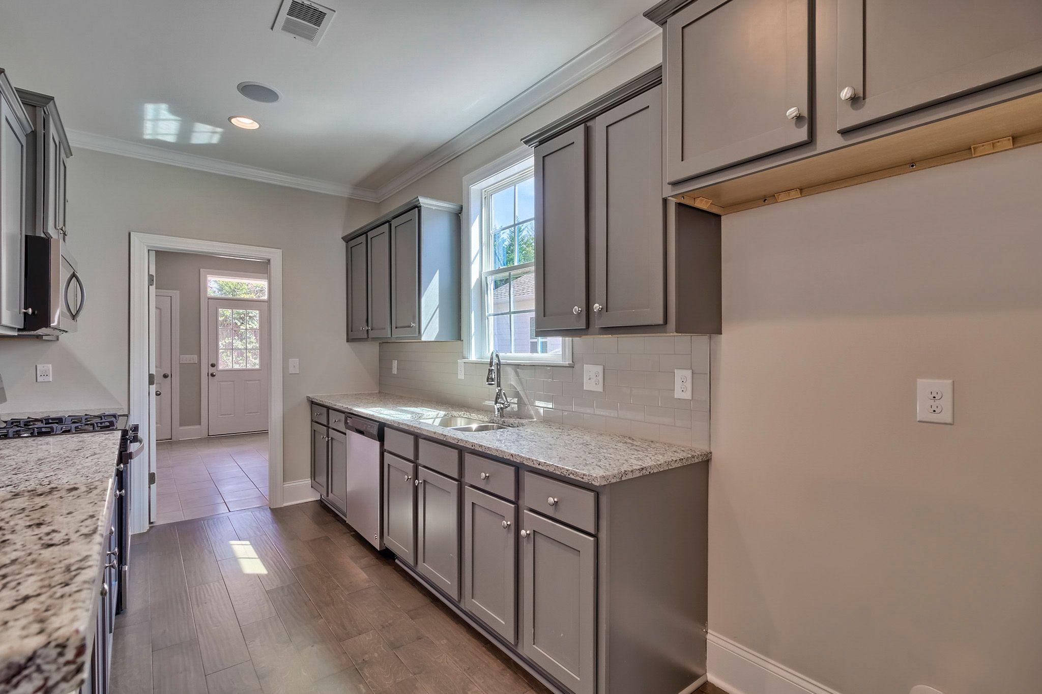 Kitchen featured in the Madison C By Great Southern Homes in Greenville-Spartanburg, SC