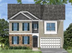 Devereaux A - Piper Glen: Pendleton, South Carolina - Great Southern Homes