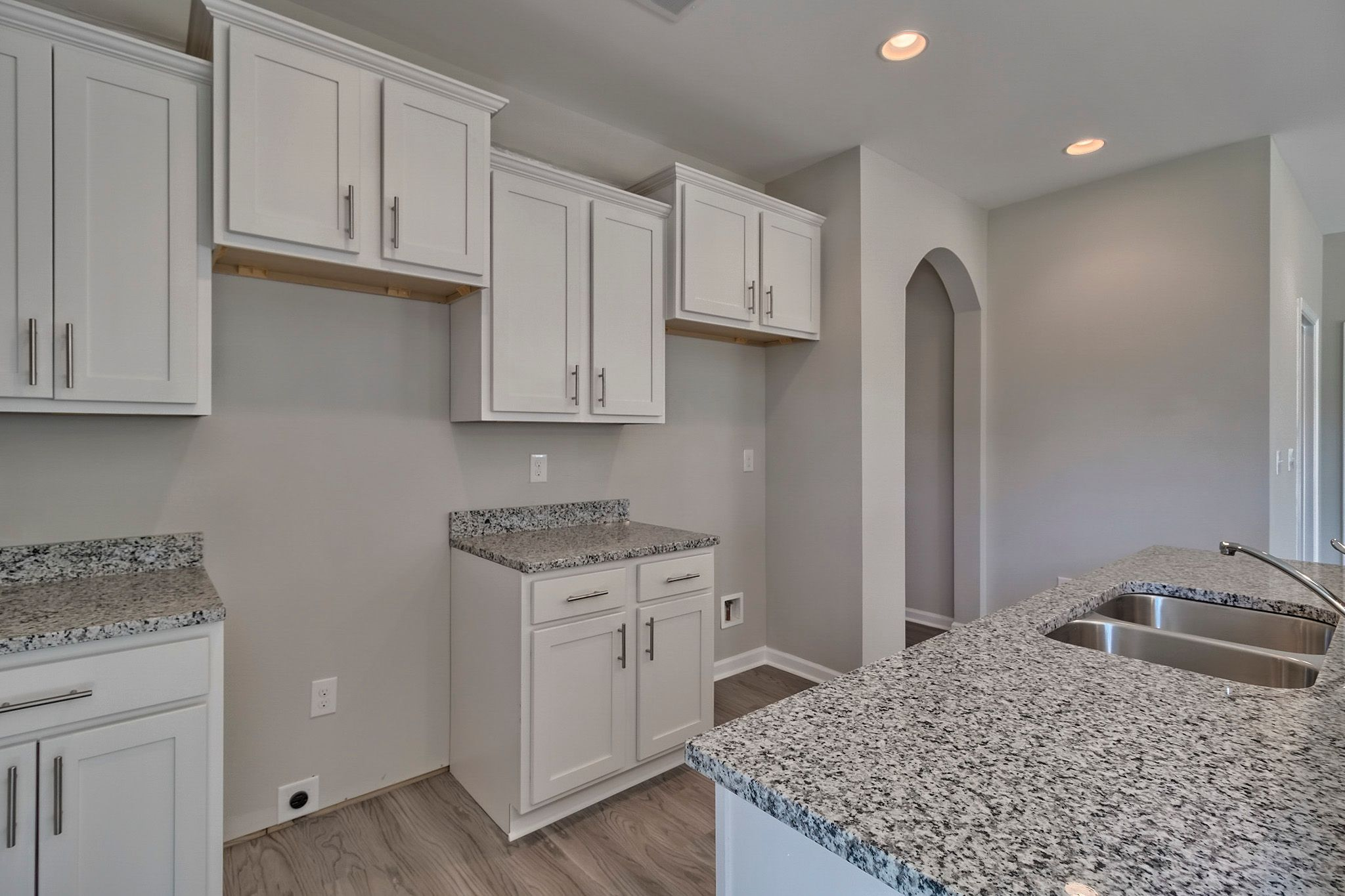 Kitchen featured in the Julie B By Great Southern Homes in Myrtle Beach, SC