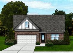 Julie A2 - Harvest Glen: Piedmont, South Carolina - Great Southern Homes