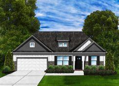 Wisteria F - Cypress Glen: Chapin, South Carolina - Great Southern Homes