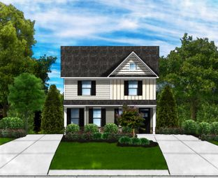Dayton B - Stillwater: West Columbia, South Carolina - Great Southern Homes