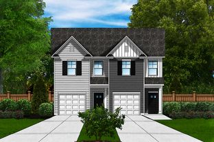 Deacon A/B - Champions Village at Cherry Hill: Pendleton, South Carolina - Great Southern Homes