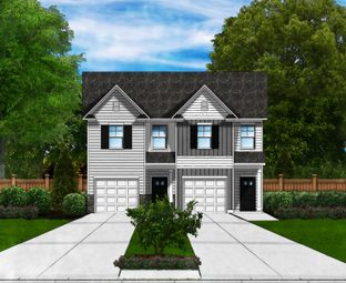 Deacon C/D - Champions Village at Cherry Hill: Pendleton, South Carolina - Great Southern Homes