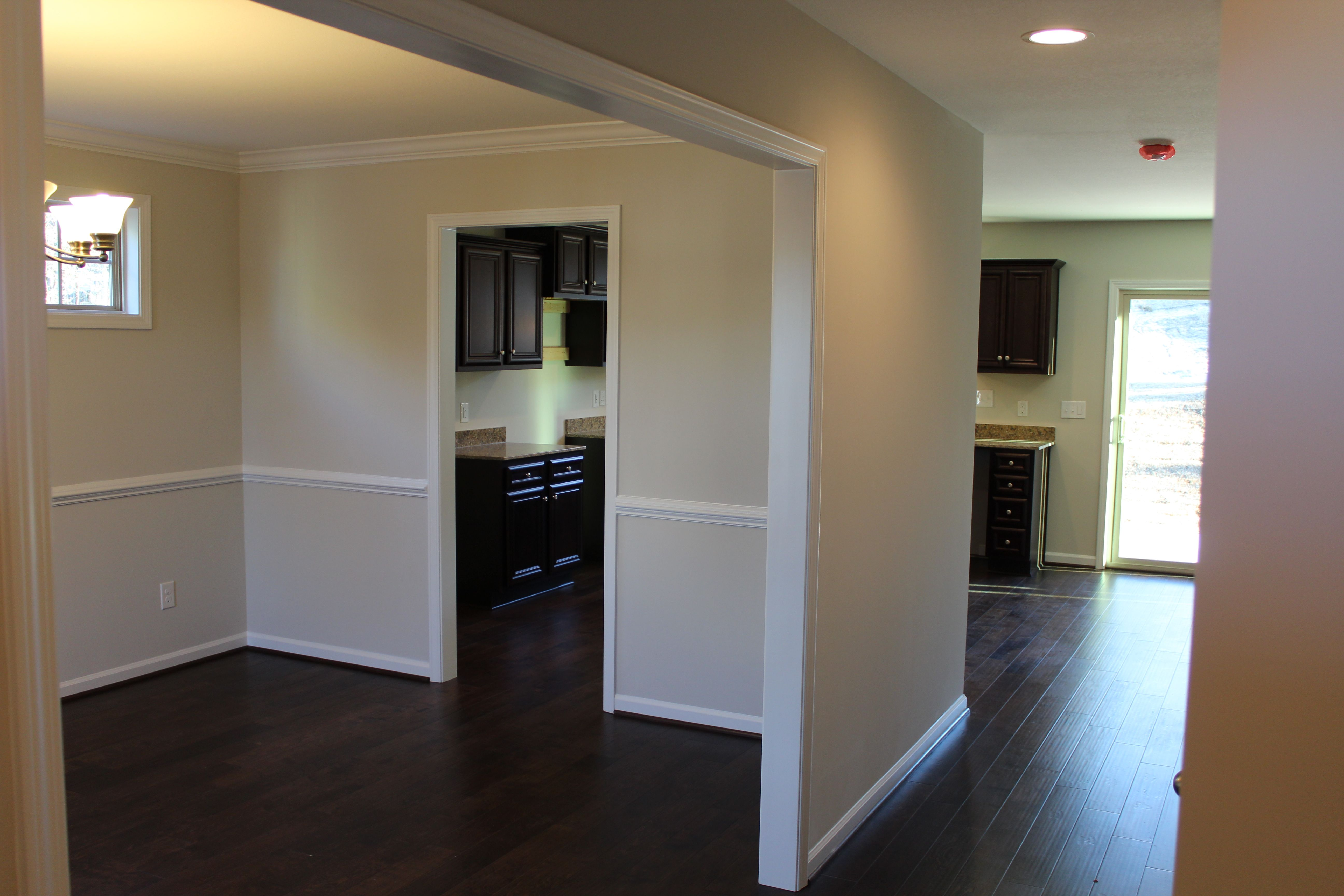 Living Area featured in the Davenport C By Great Southern Homes in Columbia, SC