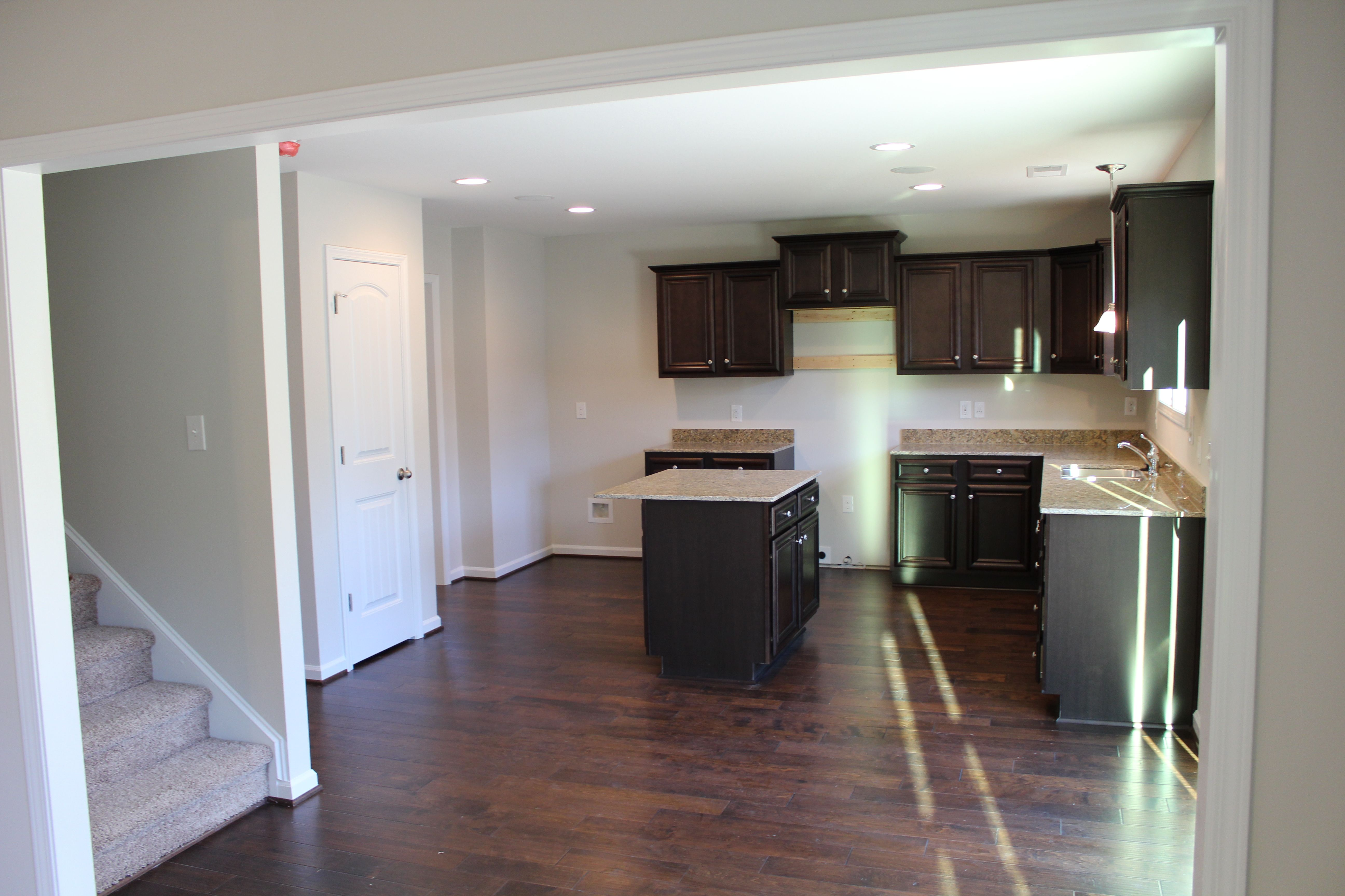 Kitchen featured in the Davenport C By Great Southern Homes in Columbia, SC