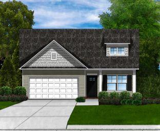 Buck Island B - Belvedere: Pendleton, South Carolina - Great Southern Homes