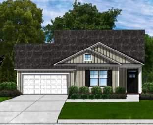 Tierny A - Timber Ridge: Longs, South Carolina - Great Southern Homes