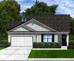 Tierny C - Timber Ridge: Longs, South Carolina - Great Southern Homes