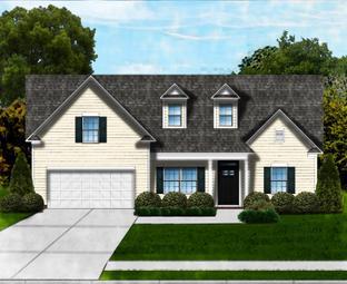 Edisto II A - Baymont: Blythewood, South Carolina - Great Southern Homes
