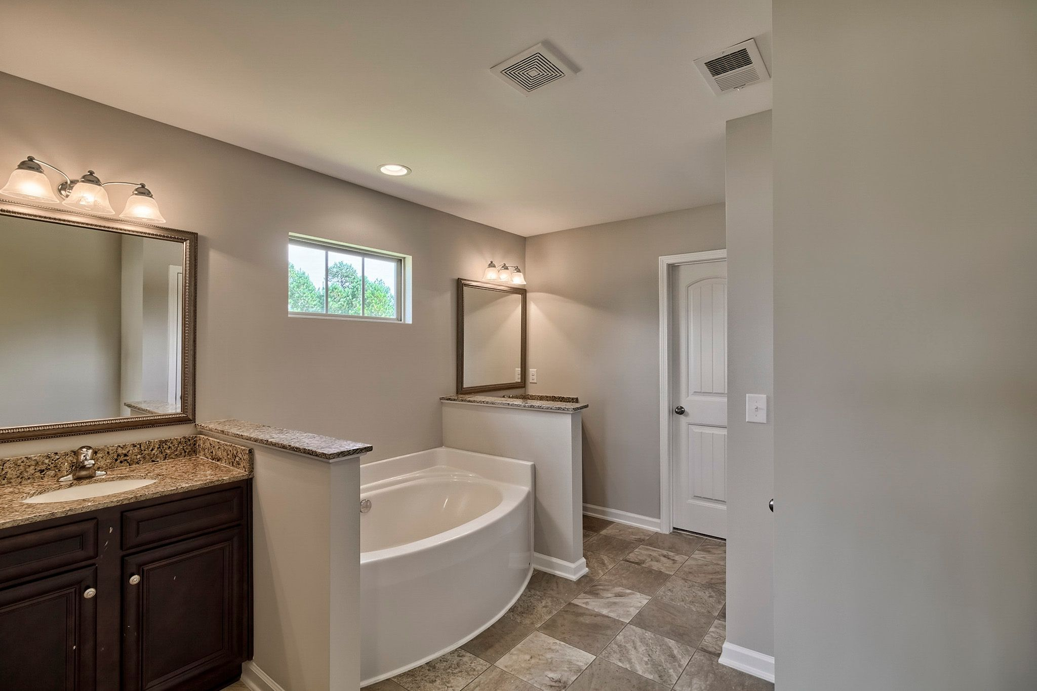 Bathroom featured in the Bradley II B By Great Southern Homes in Augusta, SC