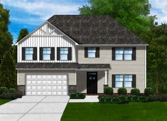 Catalina A - Walnut Grove: Elgin, South Carolina - Great Southern Homes