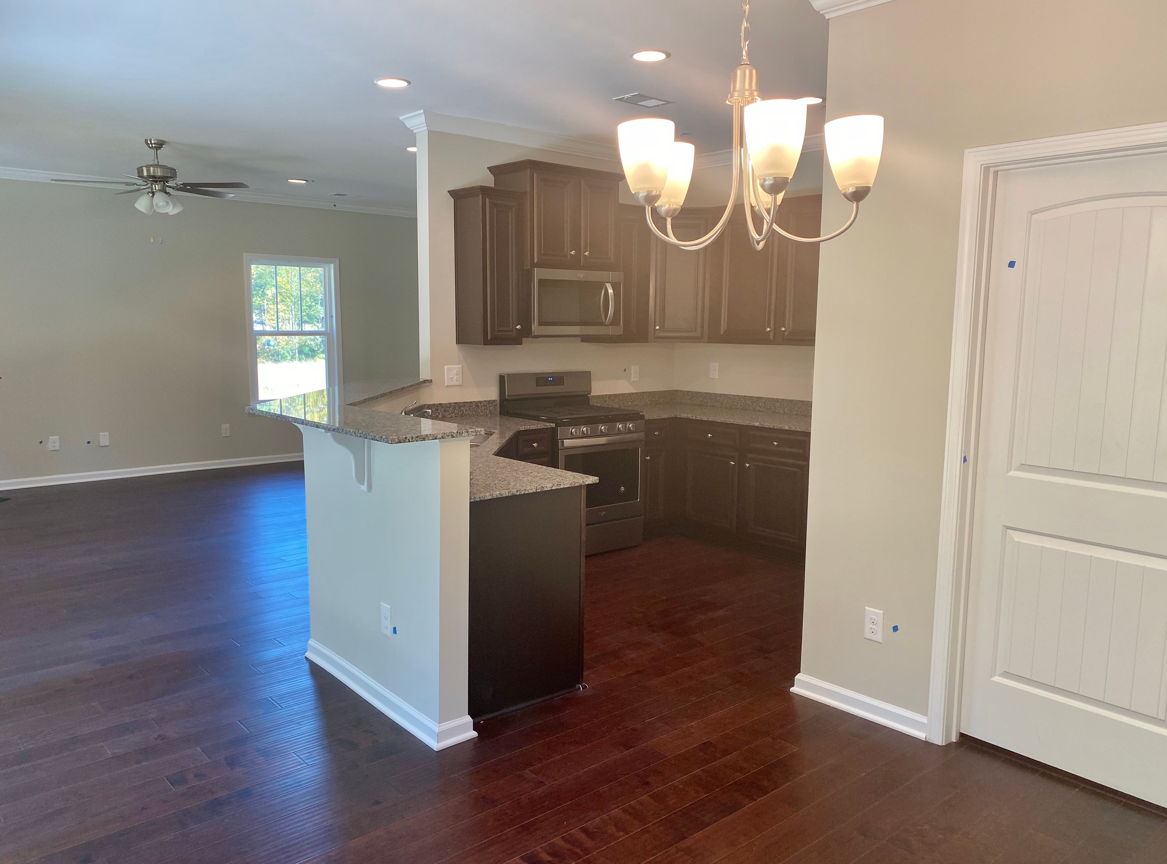 Kitchen featured in the Harper B By Great Southern Homes in Greenville-Spartanburg, SC