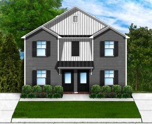Hillside II C - Riverside Hills: Pendleton, South Carolina - Great Southern Homes