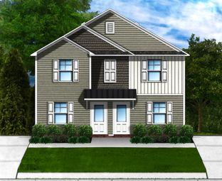 Hillside II D - Champions Village at Cherry Hill: Pendleton, South Carolina - Great Southern Homes