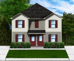 Hillside II E - Riverside Hills: Pendleton, South Carolina - Great Southern Homes