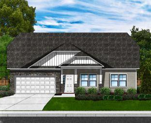 Camellia C w/Bonus - Braemar Knoll: Greer, South Carolina - Great Southern Homes