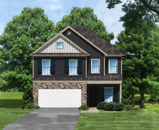 McClean A - Rocky Ridge: Seneca, South Carolina - Great Southern Homes