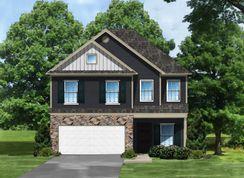 McClean A - Blythewood Farms: Blythewood, South Carolina - Great Southern Homes
