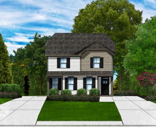 Dreher C - Champions Village at Cherry Hill: Pendleton, South Carolina - Great Southern Homes
