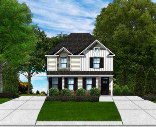 Dreher D - Champions Village at Cherry Hill: Pendleton, South Carolina - Great Southern Homes