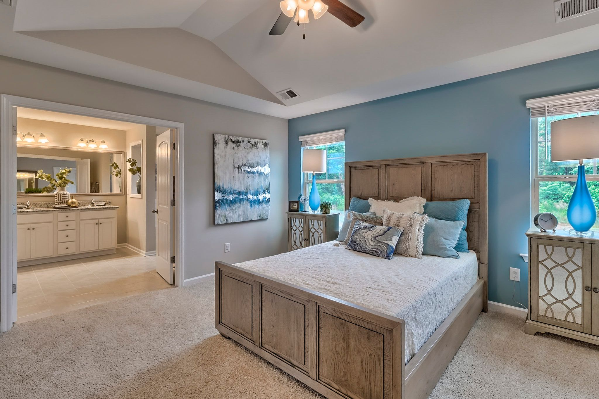 Bedroom featured in the Bentcreek C By Great Southern Homes in Augusta, SC