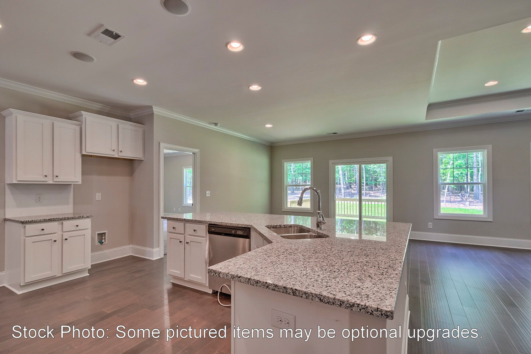Kitchen featured in the Carol A4 By Great Southern Homes in Columbia, SC