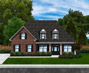 Azalea A4 (Brick 4 Sides) - Cross Creek Plantation: Seneca, South Carolina - Great Southern Homes
