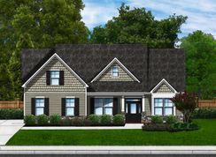 Azalea B3 (Brick Sides & Rear) - Cross Creek Plantation: Seneca, South Carolina - Great Southern Homes