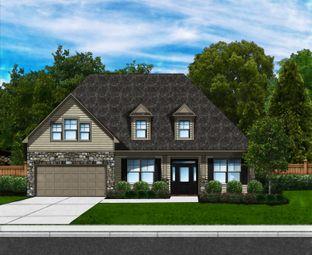 Azalea C3 (Brick Sides & Rear) - Braemar Knoll: Greer, South Carolina - Great Southern Homes