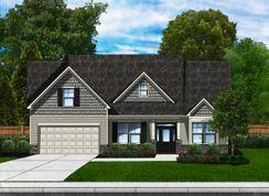Azalea D3 (Brick Sides & Rear) - Cross Creek Plantation: Seneca, South Carolina - Great Southern Homes