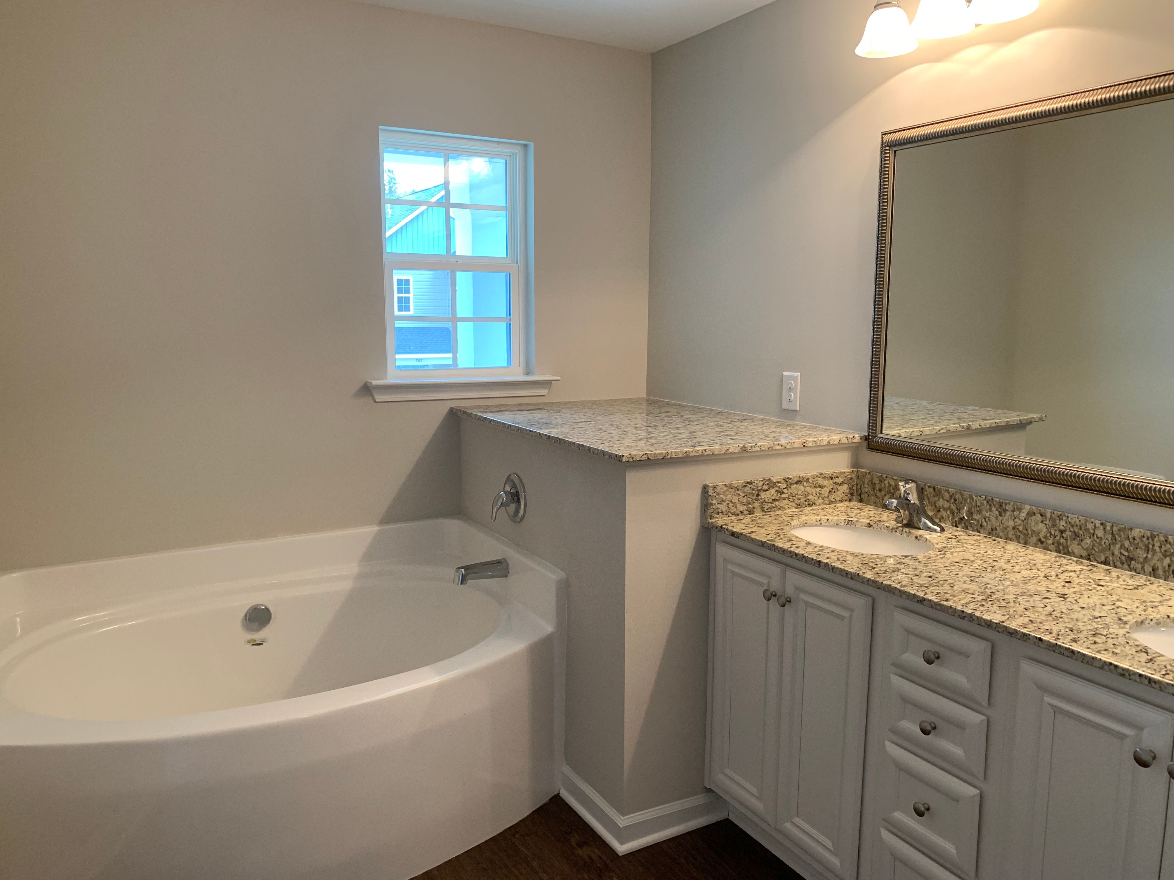 Bathroom featured in the Crestview II B By Great Southern Homes in Augusta, SC