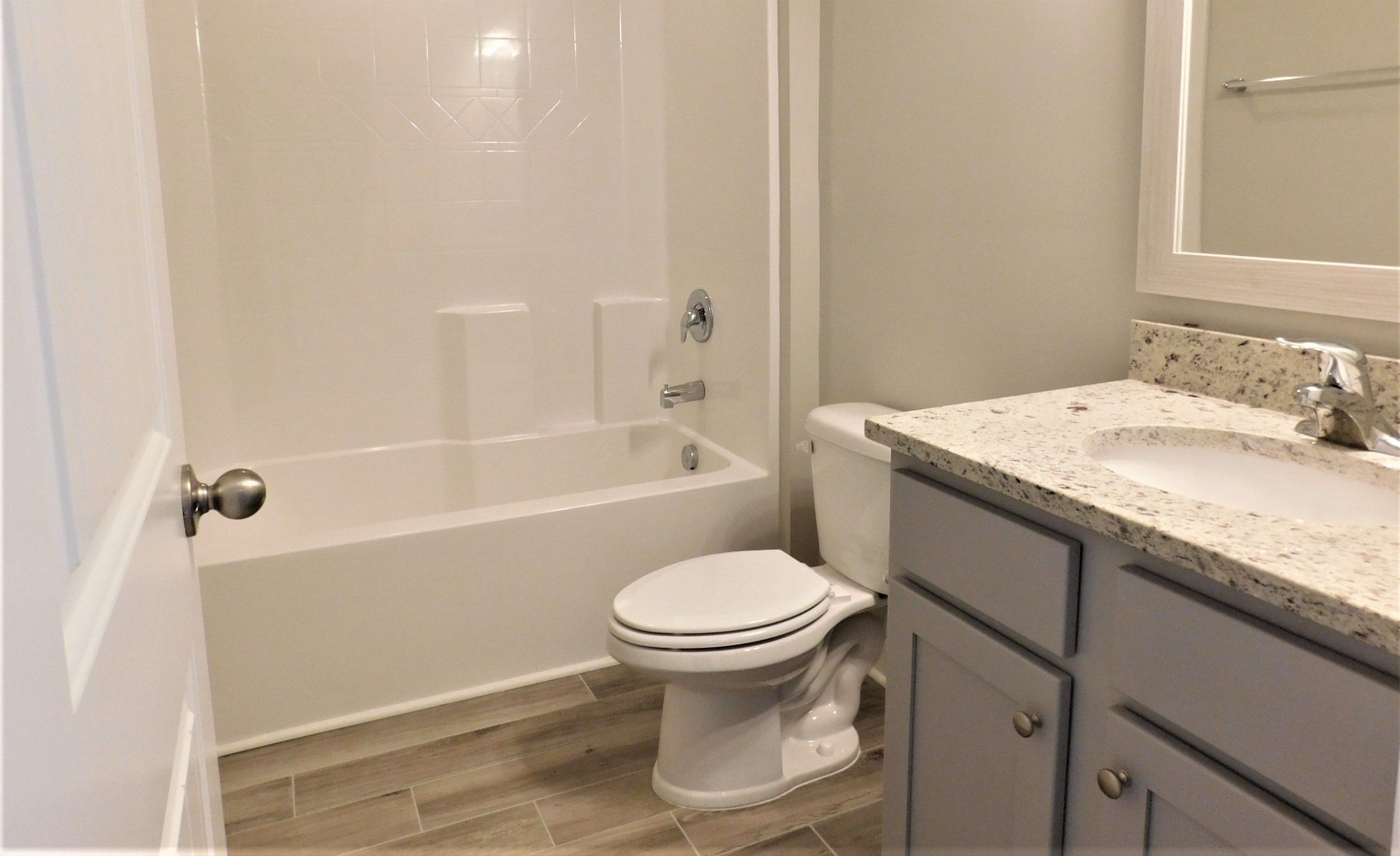 Bathroom featured in the Aberdeen D By Great Southern Homes in Myrtle Beach, SC