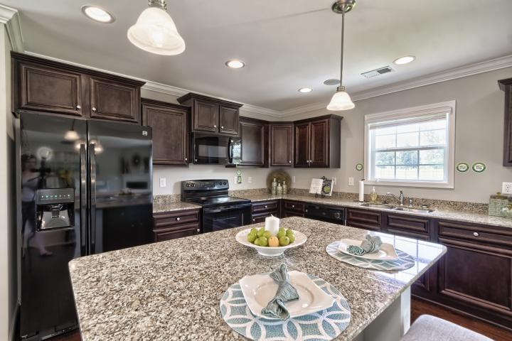Kitchen featured in the Bentgrass C By Great Southern Homes in Sumter, SC