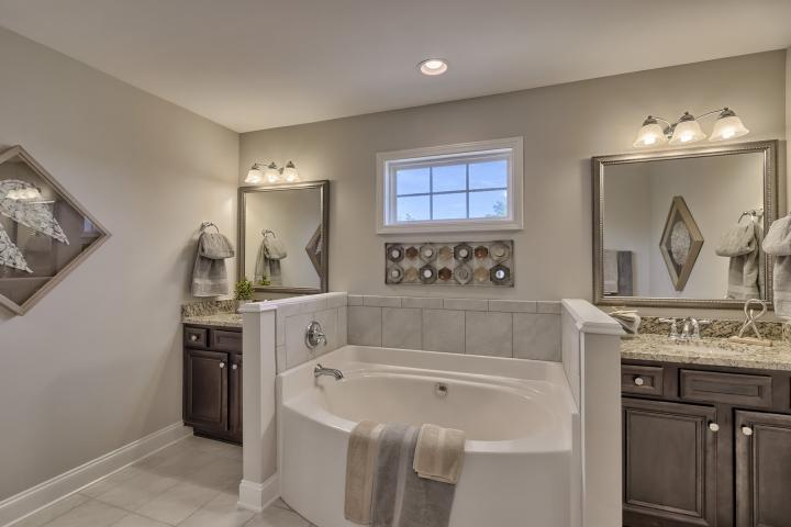 Bathroom featured in the Devonshire A By Great Southern Homes in Sumter, SC