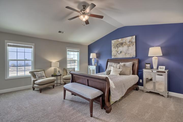 Bedroom featured in the Devonshire A By Great Southern Homes in Sumter, SC