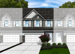 Pineview B - Suber Branch: Greer, South Carolina - Great Southern Homes
