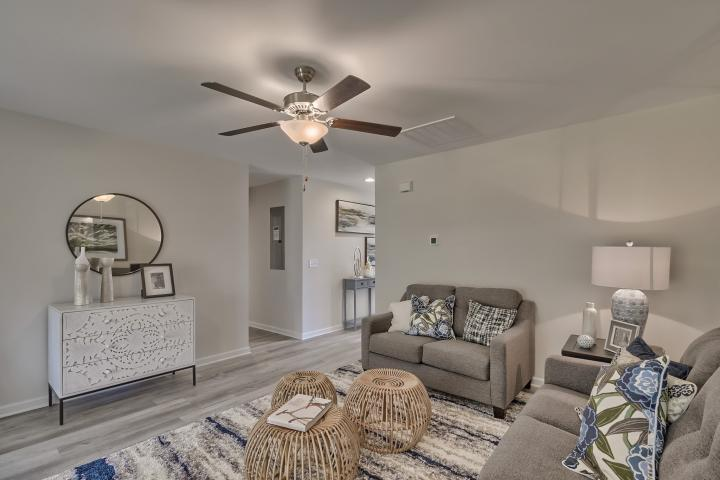 Living Area featured in the Regal D By Great Southern Homes in Augusta, SC