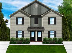 Riverside II D - Champions Village at Cherry Hill: Pendleton, South Carolina - Great Southern Homes