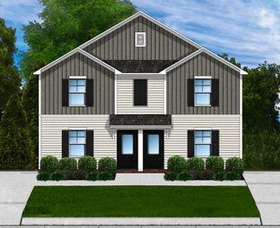 Riverside II F - Champions Village at Cherry Hill: Pendleton, South Carolina - Great Southern Homes