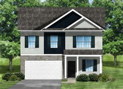 Bentcreek C - Cypress Glen: Chapin, South Carolina - Great Southern Homes