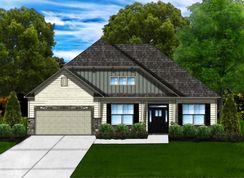 Magnolia C - Cross Creek Plantation: Seneca, South Carolina - Great Southern Homes