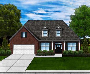 Magnolia B - Braemar Knoll: Greer, South Carolina - Great Southern Homes