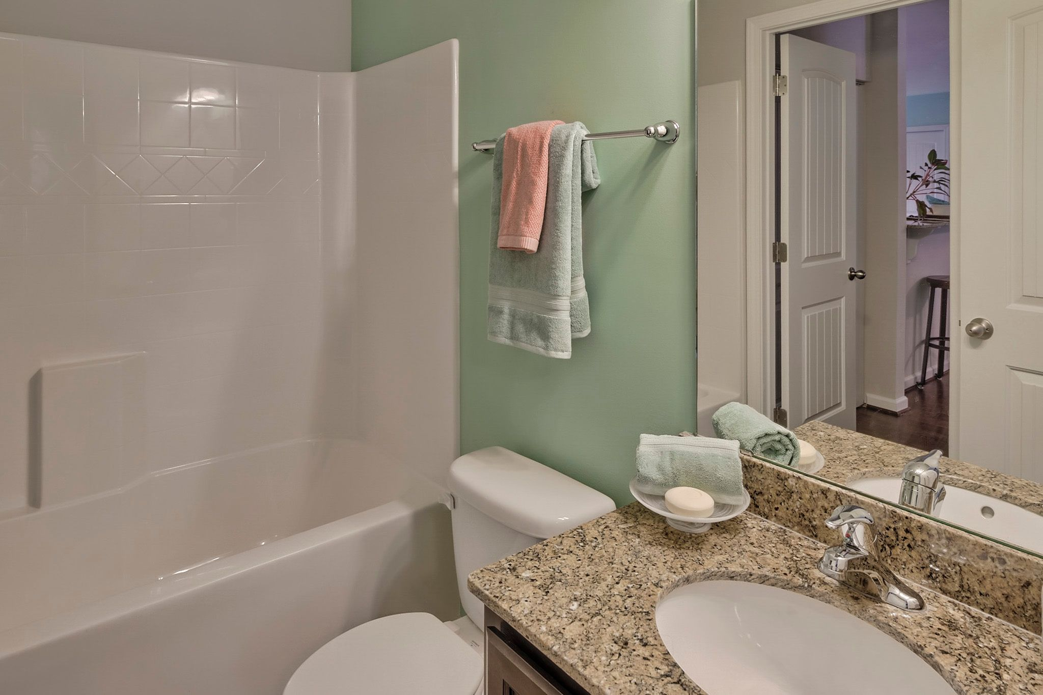 Bathroom featured in the Regal F By Great Southern Homes in Sumter, SC