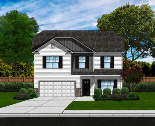Bradley A - Harvest Glen: Piedmont, South Carolina - Great Southern Homes