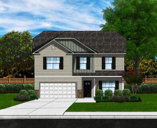 Bradley II A - Livingston Place: Irmo, South Carolina - Great Southern Homes