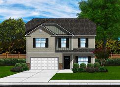 Bradley II A - Walnut Grove: Elgin, South Carolina - Great Southern Homes