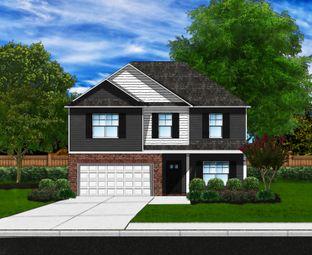 Bradley II B - Livingston Place: Irmo, South Carolina - Great Southern Homes